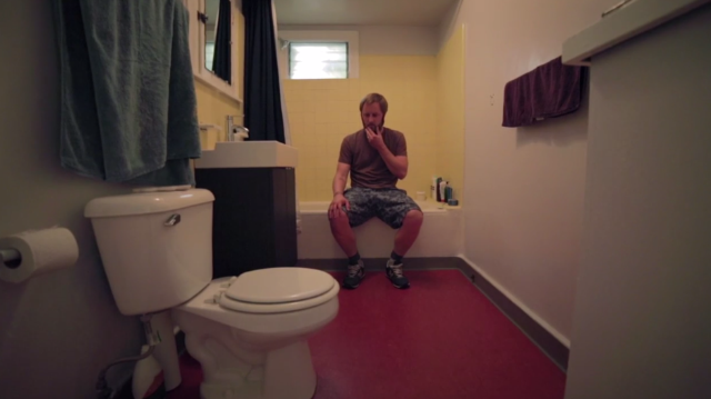 Watch A Short Film About A Time-Traveling Toilet, Soundtracked By Mutual Benefit
