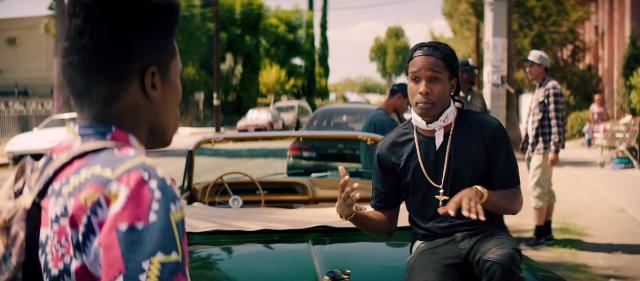 ASAP Rocky Dope Trailer Vince Staples Pharrell