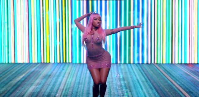 Nicki Minaj The Night Is Still Young Video