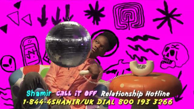 Shamir Relationship Questions Hotline