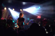 "Watch L7's Original Lineup Play ""Pretend We're Dead"" At First Show In 18 Years"