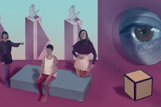 "Stealing Sheep - ""Deadlock"" Video (Stereogum Premiere)"