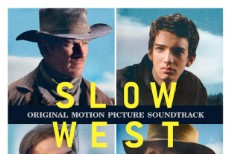 Slow West soundtrack