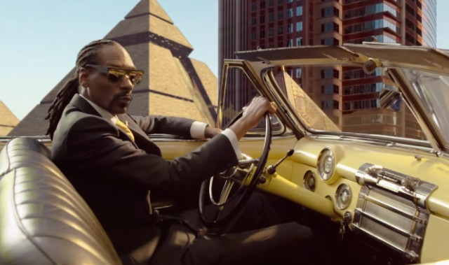 Snoop Dogg - California Roll video