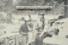 Tompkins Square Remembering Mountains Sharon Van Etten Karen Dalton