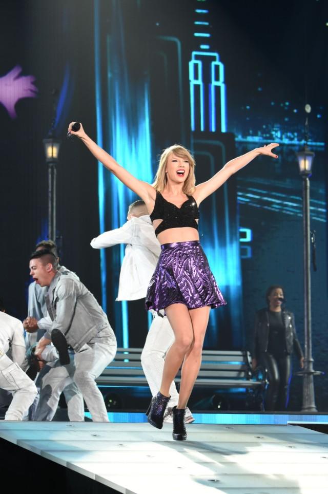 Taylor Swift in Tokyo