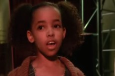 """Watch A 10-Year-Old Tinashe Sing """"The Times They Are A-Changin'"""" To Bob Dylan"""