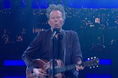Tom Waits on Letterman