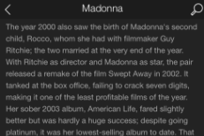 Tidal's Artist Bios Are Unforgiving, But So Are iTunes'