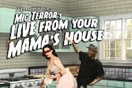 Stream Teklife and Treated&#8217;s <em>Mic Terror&#8217;s Live From Your Mama&#8217;s House</em> EP