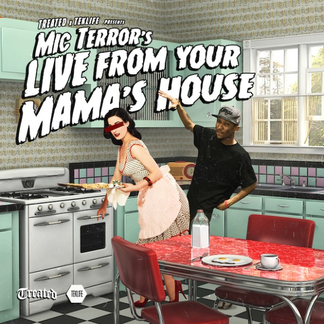 Teklife and Treated Mic Terror's Live From Your Mama's House