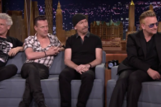 Watch Highlights From The Tonight Show's All-U2 Episode