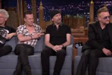 Watch Highlights From <em>The Tonight Show</em>&#8217;s All-U2 Episode