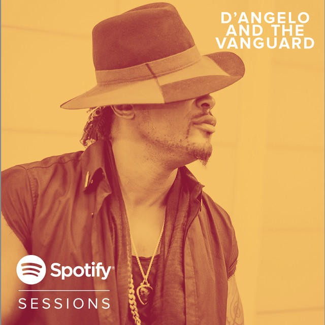 D'Angelo Spotify Sessions Prince Cover