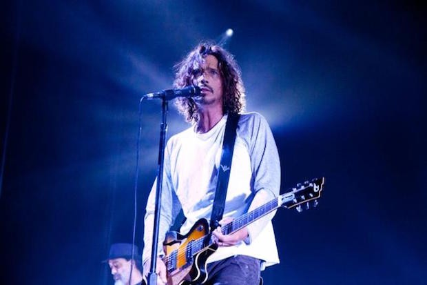 Chris Cornell Announces New Solo Album Higher Truth