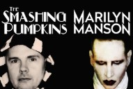 Livestream Billy Corgan And Marilyn Manson's Joint Press Conference In Chicago