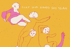 Clap Your Hands Say Yeah Let The Cool Goddess Rust Away