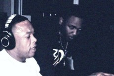 "Dr. Dre – ""2Nite"" (Feat. Kendrick Lamar & Jeremih)"