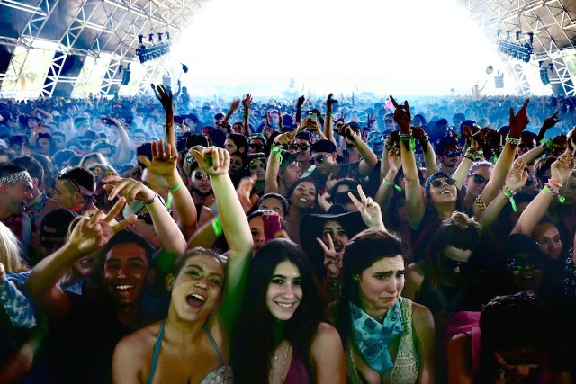 These Are The Reportedly The Most Popular Drugs At Each Music Festival