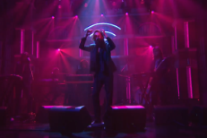 Watch Father John Misty Perform Two <em>Honeybear</em> Tracks On <em>Seth Meyers</em>