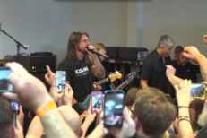 Watch Foo Fighters' Mini-Doc About Record Store Day Gig In Small-Town Ohio