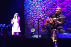 "Watch Metallica's James Hetfield Cover Adele's ""Crazy For You"" With His Daughter"
