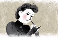 Hear Karen O's Song About Nellie Bly For Today's Google Doodle