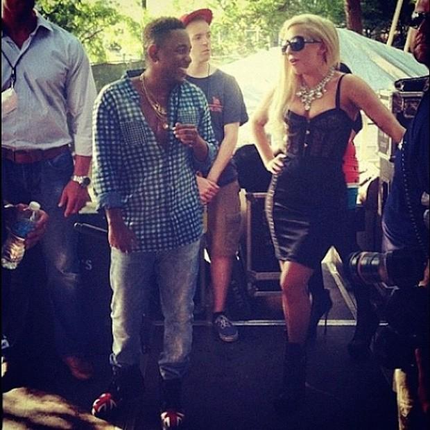 "Kendrick Lamar & Lady Gaga - ""PARTYNAUSEOUS"""