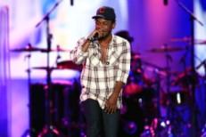 Watch Kendrick Lamar Debut New Song In Los Angeles