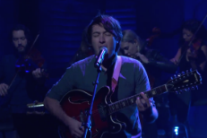 "Watch Mikal Cronin Debut ""Turn Around"" On Conan"