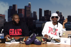 Watch Killer Mike On Snoop Dogg's GGN Program