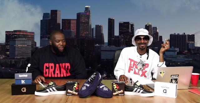 Watch Killer Mike On Snoop Dogg's GGN Program