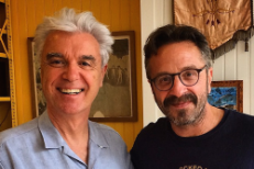 Listen To David Byrne On Marc Maron's WTF