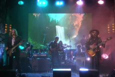 "Watch My Morning Jacket Debut New Song ""Compound Fracture"" On Jimmy Fallon"