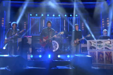 "Watch Noel Gallagher's High Flying Birds Perform ""Lock All The Doors"" On Fallon"