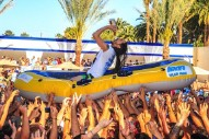 Steve Aoki Sued For Breaking Audience Member's Neck During Concert