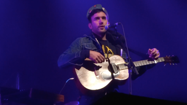 """Watch Sufjan Stevens Play """"The Predatory Wasp..."""" Live For The First Time In 8 Years"""