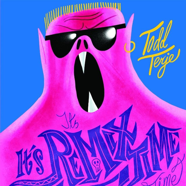Preview Todd Terje's It's It's Remix Time Time EP
