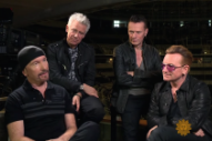 Watch The Edge Explain His Fall Offstage On <em>CBS Sunday Morning</em>