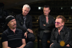 Watch The Edge Explain His Fall Offstage On CBS Sunday Morning