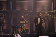"Watch Will Butler Perform ""Anna"" And ""Witness"" On Seth Meyers"