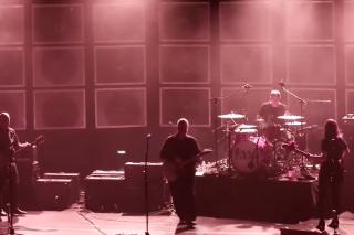 "Watch Pixies Debut ""Um Chagga Lagga"" In NYC"