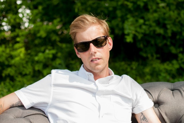 Andrew Mcmahon at Firefly 2015