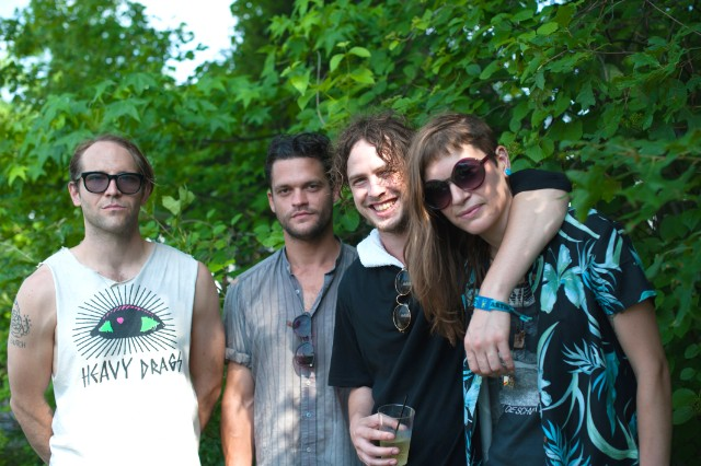 BRONCHO at Firefly 2015
