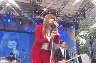 Watch Florence + The Machine&#8217;s Better-Than-It-Had-To-Be <em>Good Morning America</em> Performance