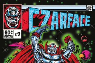 "Czarface (Inspectah Deck + 7L & Esoteric) – ""Ka-Bang!"" (Feat. MF Doom)"