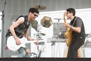 Watch Ezra Koenig Join Chromeo At Governors Ball