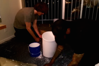 "Death Grips – ""The Powers That B"" Video"