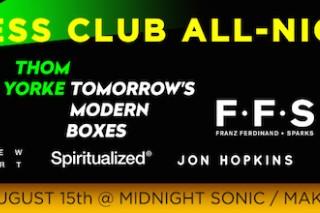 Thom Yorke Announces <em>Tomorrow&#8217;s Modern Boxes</em> Show In Tokyo