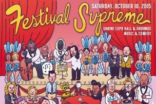 Festival Supreme 2015 Lineup